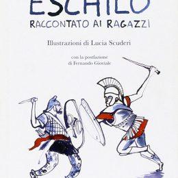 Eschilo | Lucia Scuderi - Illustratrice, autrice, pittrice