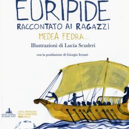 Euripide | Lucia Scuderi - Illustratrice, autrice, pittrice