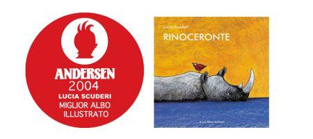 Premio Andersen - Rinoceronte | Lucia Scuderi - Illustratrice, autrice, pittrice