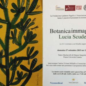 Botanica Immaginata | Lucia Scuderi - Illustratrice, autrice, pittrice