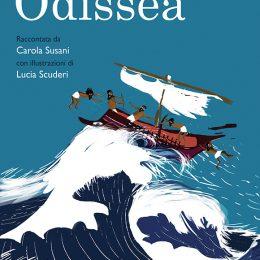 Odissea | Lucia Scuderi - Illustratrice, autrice, pittrice