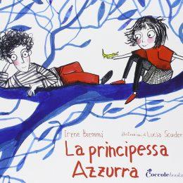 Principessa Azzurra | Lucia Scuderi - Illustratrice, autrice, pittrice