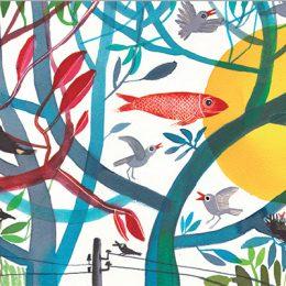 Facciamo cambio | Lucia Scuderi - Illustratrice, autrice, pittrice