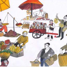 Cartoline | Lucia Scuderi - Illustratrice, autrice, pittrice