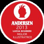 Premio Andersen | Lucia Scuderi - Illustratrice, autrice, pittrice