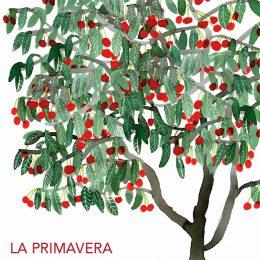 Primavera | Lucia Scuderi - Illustratrice, autrice, pittrice