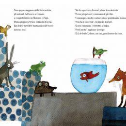 Sorpresa nel Bosco | Lucia Scuderi - Illustratrice, autrice, pittrice