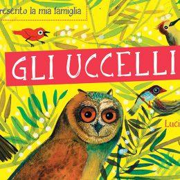 Gli Uccelli | Lucia Scuderi - Illustratrice, autrice, pittrice