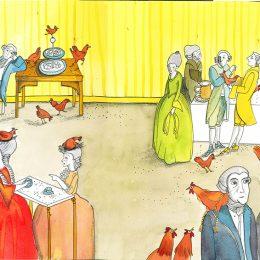 Uovo Nero | Lucia Scuderi - Illustratrice, autrice, pittrice